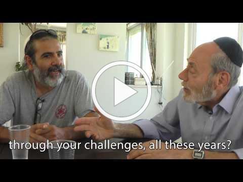 Rabbi Snow - Moshe Fredj