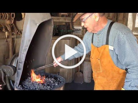 A Visit to the Blacksmith Shop
