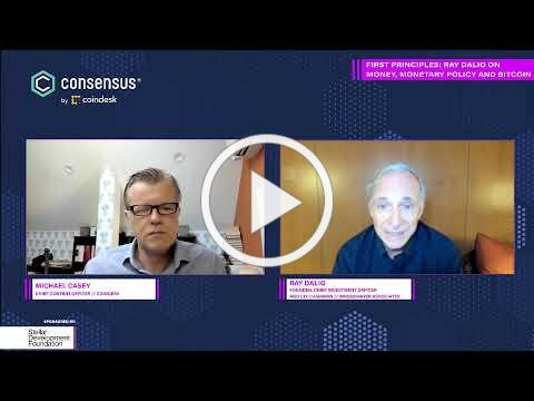 Money, Monetary Policy, and Bitcoin   Ray Dalio at Consensus 2021