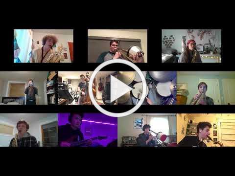 "Ballard High School: ""When You're Smiling"" by Tom Kubis"