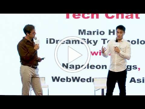 Silicon Dragon Hong Kong 2019: TECH TALK - Mario Ho, iDreamSky