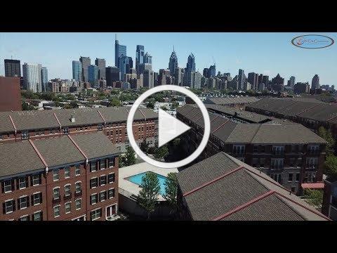 Naval Square Condominiums - Drone Footage