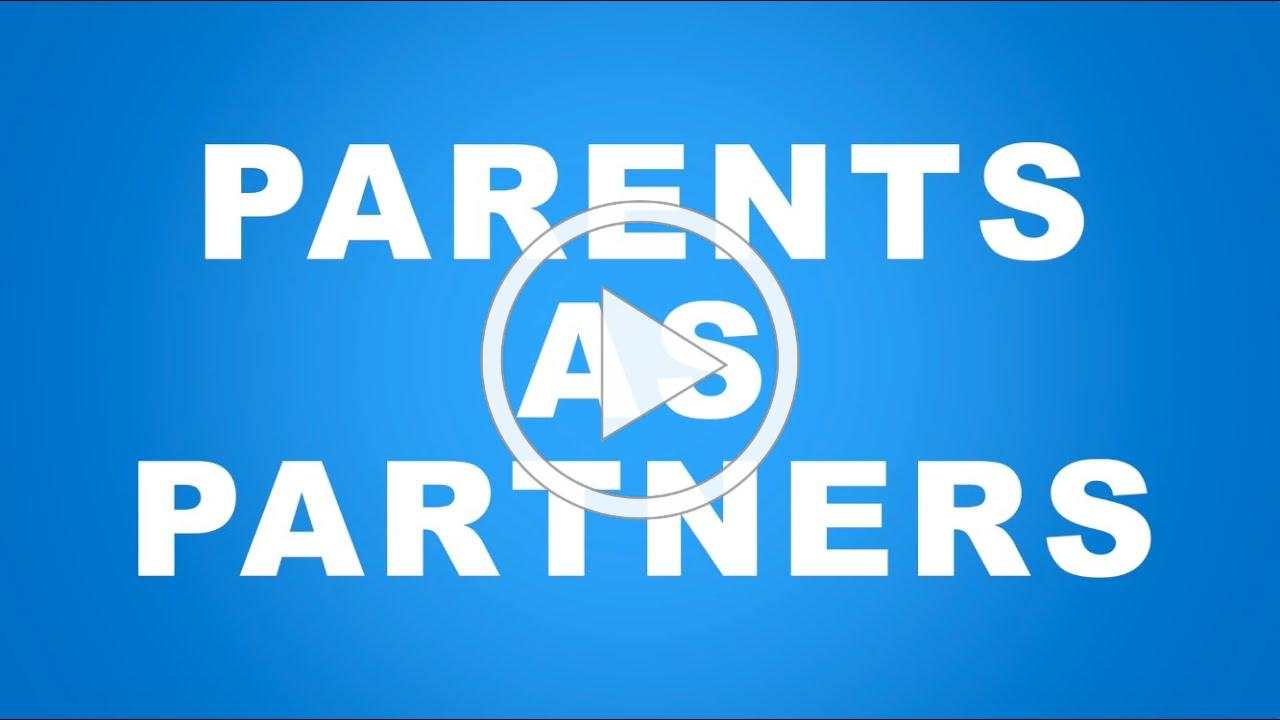 Parents as Partners - W.A. White Elementary