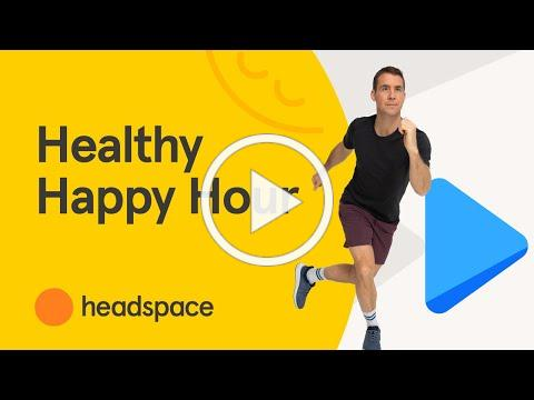 LIVE: Healthy Happy Hour with Olympian Leon Taylor