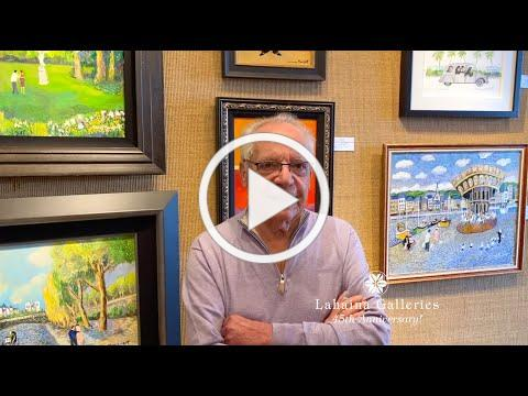 Lahaina Galleries Celebrates 45 years in the Art Business (2021)