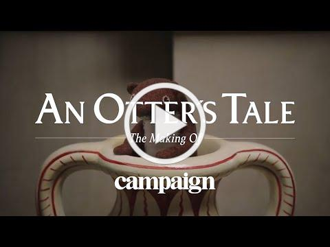 The making of the ad: Loewe 'An Otter's Tale'