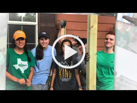 2019 High School Mission Trip