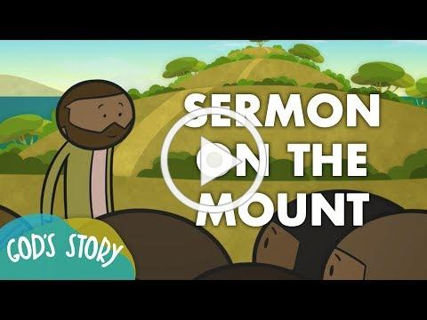 God's Story: Sermon on the Mount