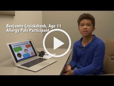 Food Allergy Canada's Allergy Pals Online Mentorship Program
