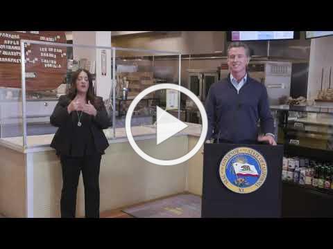 Governor Newsom to Sign Legislative Package Providing Urgent Relief to Californians