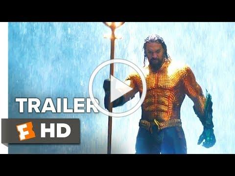 Aquaman Extended Video (2018)   Movieclips Trailers