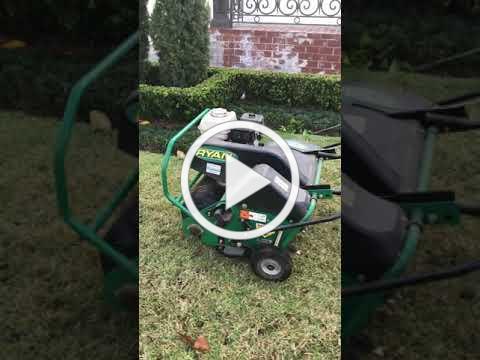Lawn Aeration Metairie