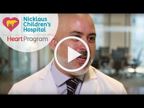 Meet Juan Carlos Muniz, MD - The Heart Program at Nicklaus Children's Hospital