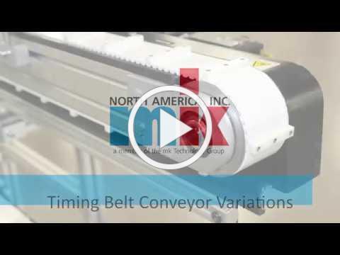 mk North America Timing Belt Conveyors