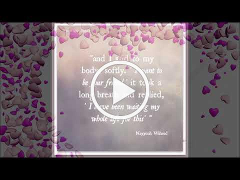 LOVING YOUR BODY Quotes & Affirmations