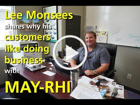 NED Talks EP1 - Lee Monsees, Sales - MAY RHI