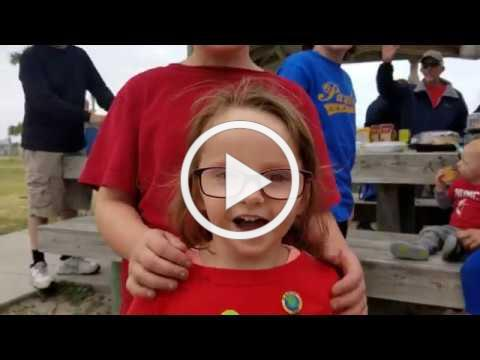 WOW Moment Earth Day Beach Clean up 480p