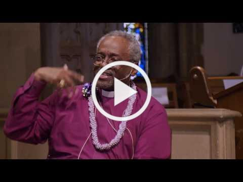 Talk Story with Presiding Bishop Curry at St. Andrews Honolulu