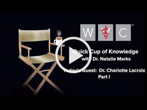 Quick Cup ok Knowledge - Dr. Charlotte Lacroix - Corporate Medicine
