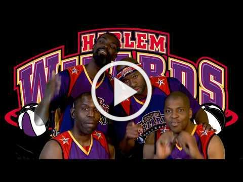 Harlem Wizards In Action 2018