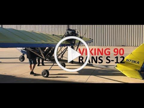 Viking 90 in Rans S-12