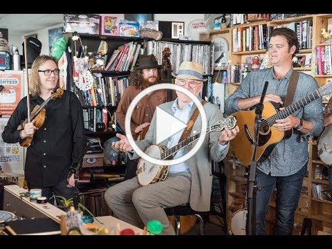 Steve Martin and the Steep Canyon Rangers: NPR Music Tiny Desk Concert