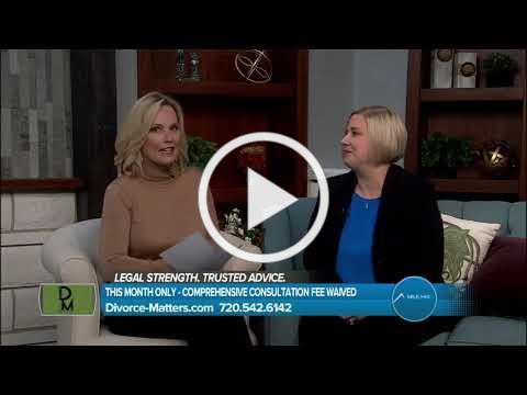 Divorce Matters on Denver7's Mile High Living 11.11.19