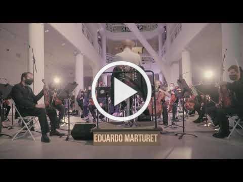 Eduardo Marturet's Planet 9, Op. 3 BEHIND THE SCENES