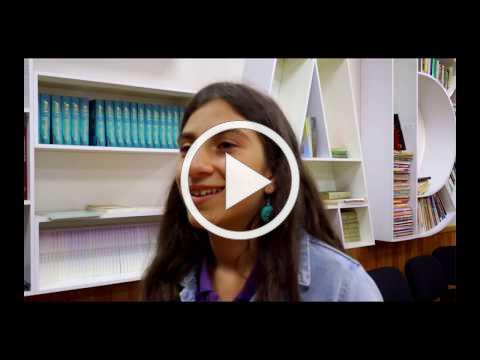 Three minutes of hope at Christ School in Nazareth