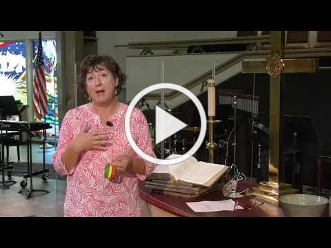 Musings from Pastor Mary Beth 09 17 2020