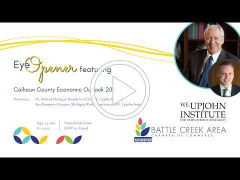 Eye Opener | Calhoun County Economic Outlook 2021
