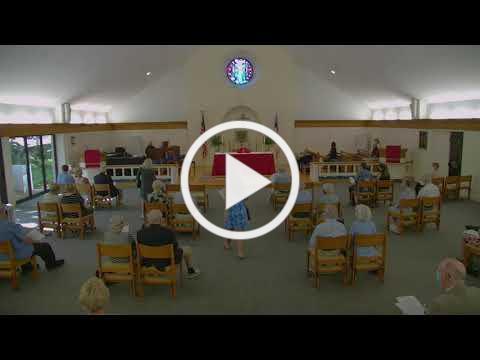 Worship Service at All Angels 3.28.21