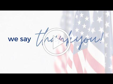 2020 NCC Veteran's Day Tribute
