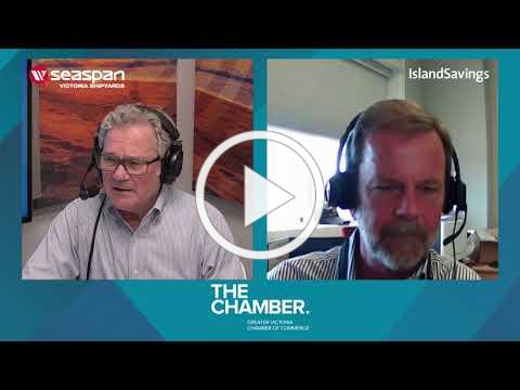 Seaspan Victoria Shipyards: A Quiet Giant of Industry and Business | Chamber Chats