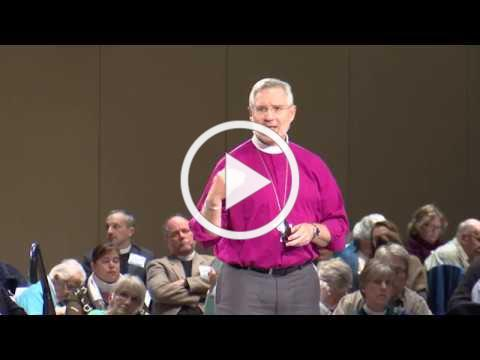 2019 Bishop's Address - 235th Annual Convention of The Episcopal Church in Connecticut