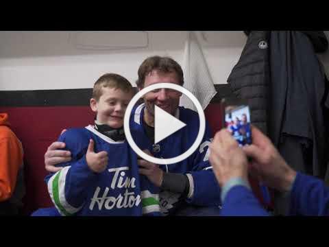 Toronto Maple Leafs Alumni - British Columbia