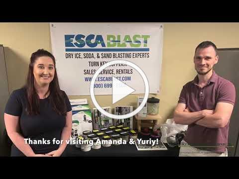 ESCA Blast Visits RTI