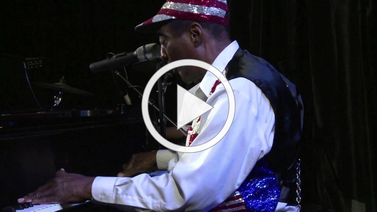 OMAR SHARRIFF Boogie Woogie Homecoming Concert Marshall TX