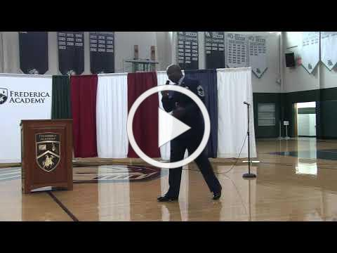 2018 Frederica Academy Veterans Day Assembly