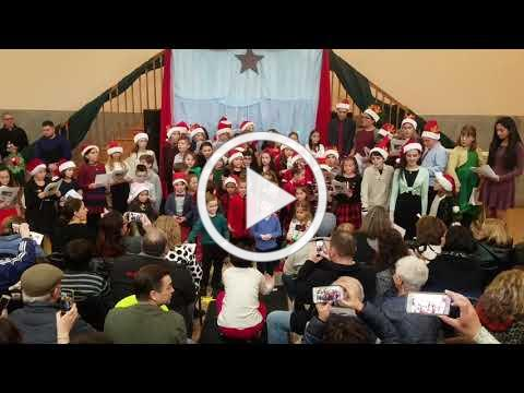 Il Natale Arriva in Città, 2018 Christmas Village, Italian Language Program Presentation