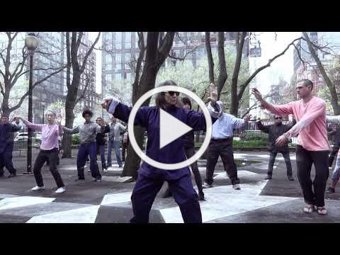 World Tai Chi Day, Meltzer Park NYC 4 28 18
