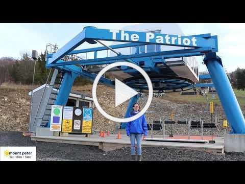 Mount Peter Mountain Update