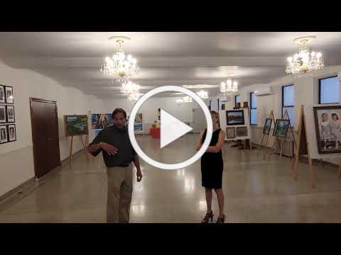 Art Show August 6, 2021 (Video #2)