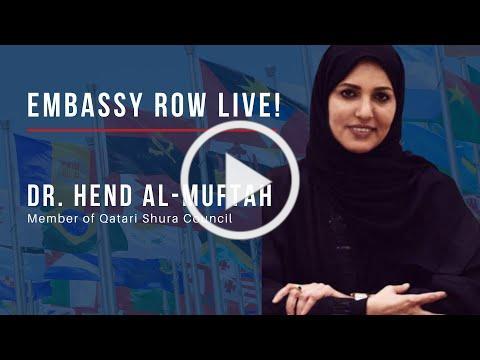 Embassy Row Live! Qatar: Women's Status and Expected Democracy