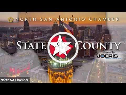 North San Antonio Chamber | 2020 State of the County