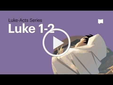 The Birth of Jesus - Gospel of Luke Ch. 1-2