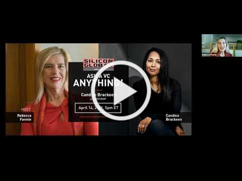 Silicon Global Online: Ask A VC Anything! Candice Brackeen, Lightship Capital