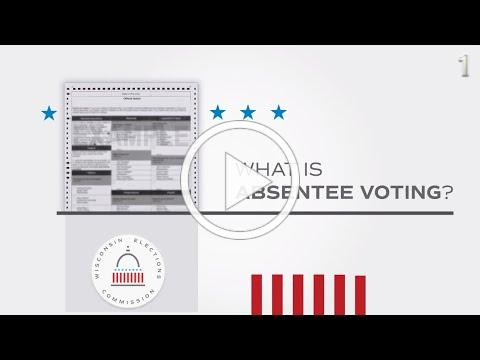 What is Absentee Voting? Wisconsin Elections