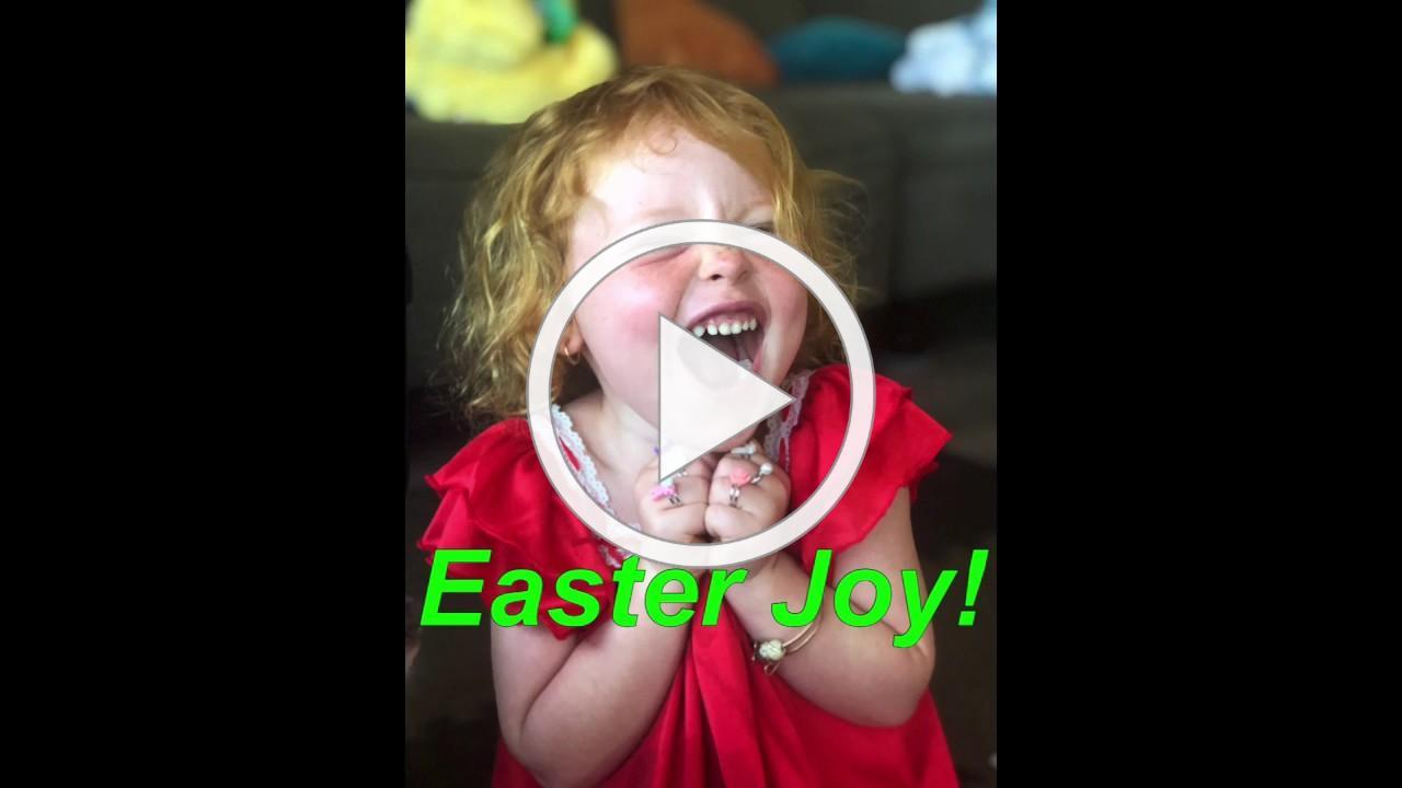 Easter Joy!