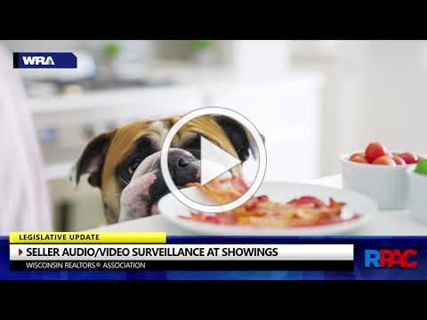 Seller Audio/Video Surveillance at Showings [RPAC 2019]